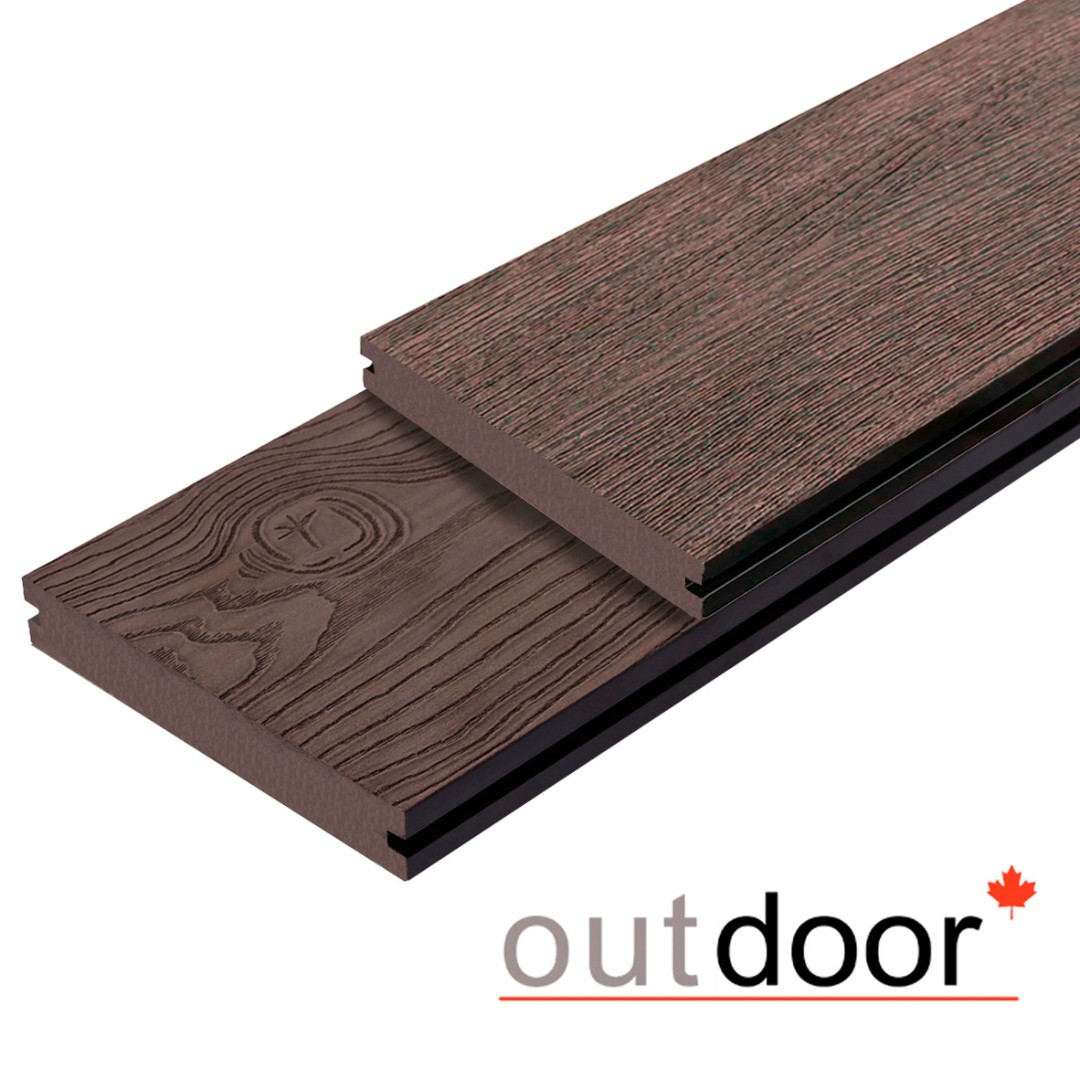 Outdoor 3D Storm/OCEAN BROWN
